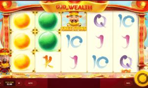 God of Wealth Spielautomat Kostenlos Spielen