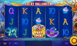 Kostenlose Spielautomat Lucky Halloween Online