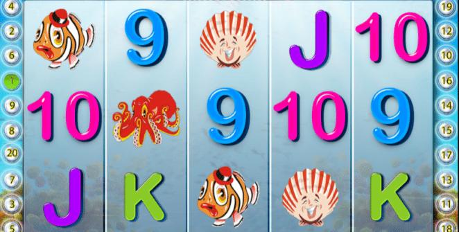 Reef Treasures Spielautomat Kostenlos Spielen