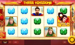 Casino Spiele Three Kingdoms RT Online Kostenlos Spielen