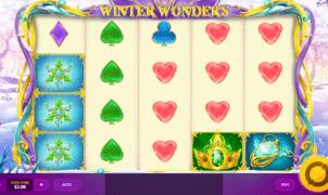 Winter Wonders Spielautomat Kostenlos Spielen