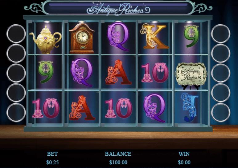 Kostenlose Spielautomat Antique Riches Online