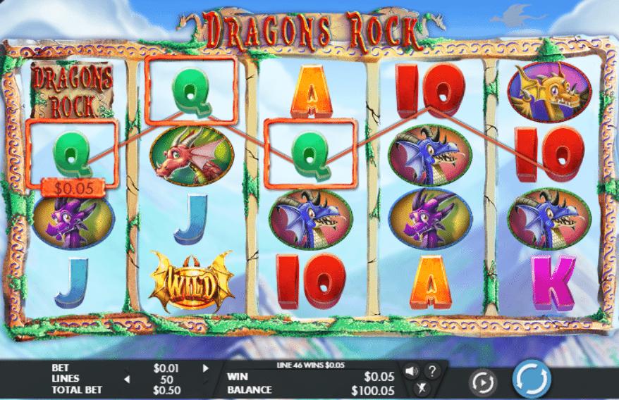 Dragons Rock Spielautomat Kostenlos Spielen