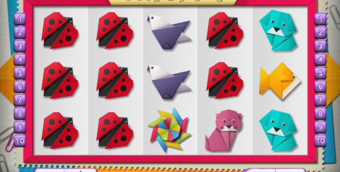 Origami Spielautomat Kostenlos Spielen