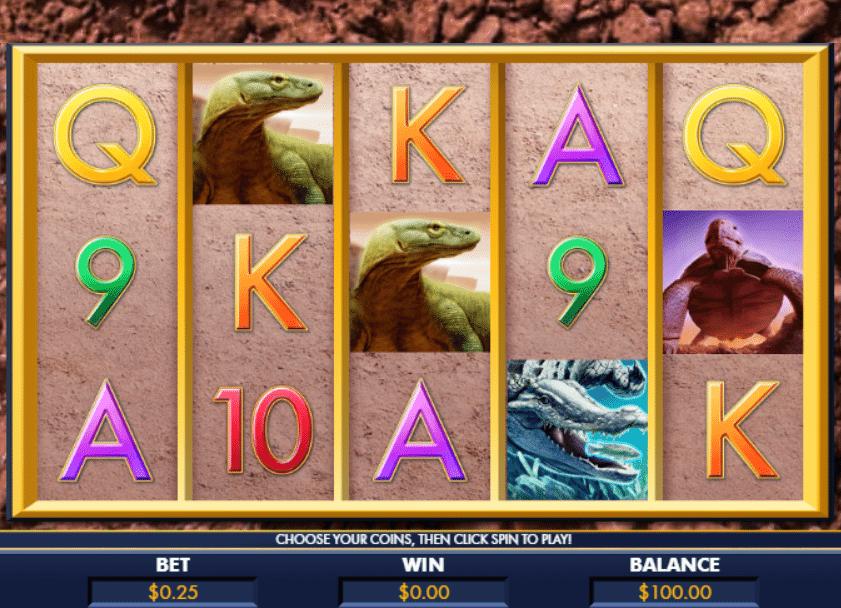 Reptile Riches Spielautomat Kostenlos Spielen