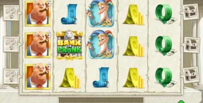 Spielautomat Bank or Prank Online Kostenlos Spielen