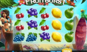 Kostenlose Spielautomat Fruit Burst Online