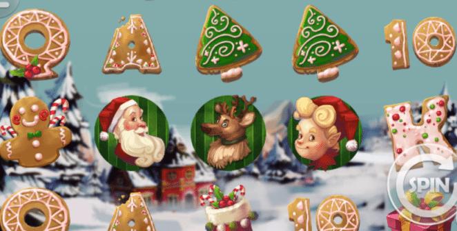 Kostenlose Spielautomat Jolly Gingerbread Online