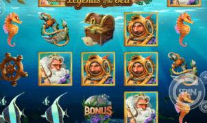 Spielautomat Legends of the Sea Online Kostenlos Spielen