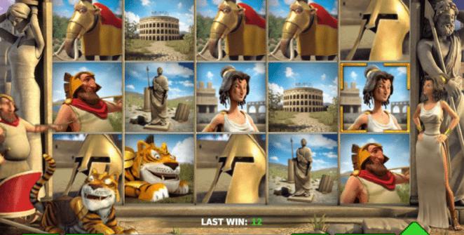Spartania Spielautomat Kostenlos Spielen
