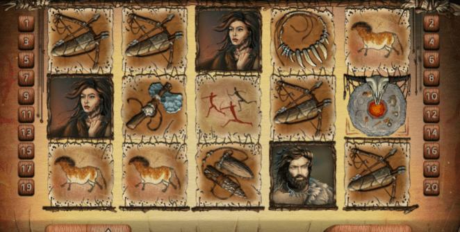 Kostenlose Spielautomat Stone Age Endorphina Online
