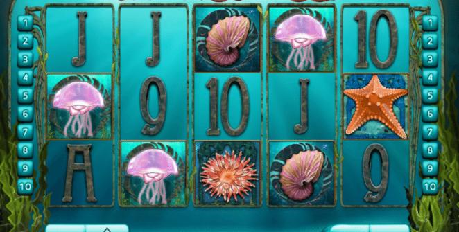 Kostenlose Spielautomat Undines Deep Online