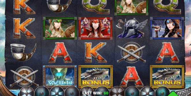 Kostenlose Spielautomat Valkyries of Odin Online
