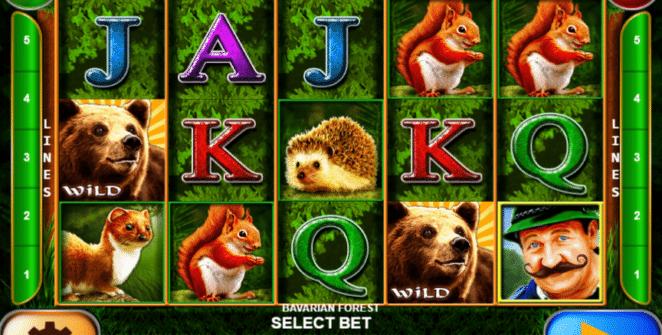 Kostenlose Spielautomat Bavarian Forest Online