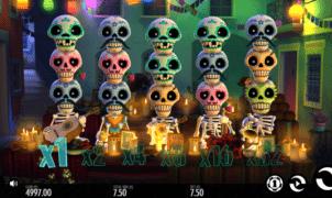 Esqueleto Explosivo Spielautomat Kostenlos Spielen