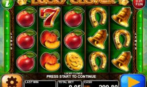 Spielautomat Lucky Clover CT Online Kostenlos Spielen