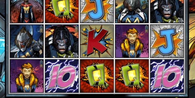 Spielautomat Monkeys of the Universe Online Kostenlos Spielen