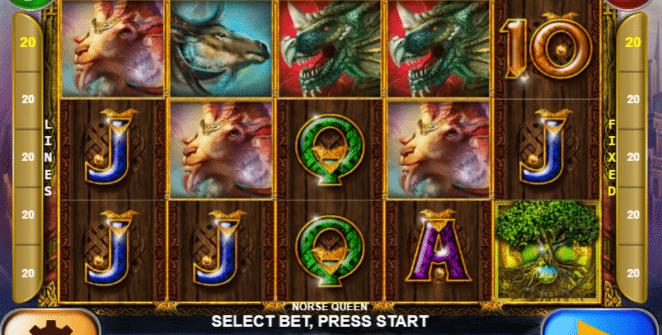 Casino Spiele Norse Queen Online Kostenlos Spielen