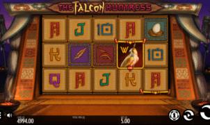 Spielautomat The Falcon Huntress Online Kostenlos Spielen