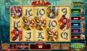 Spielautomat Five Tiger Generals Online Kostenlos Spielen