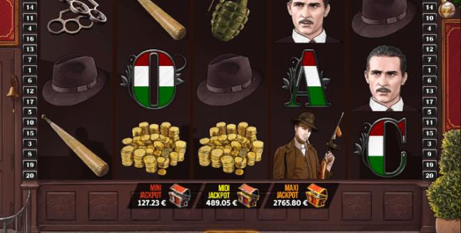 Kostenlose Spielautomat Cosa Nostra Online
