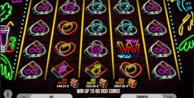 Casino Spiele Fruits of Neon Online Kostenlos Spielen