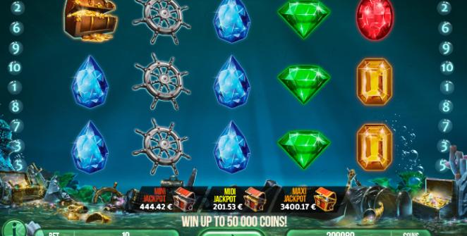 Kostenlose Spielautomat Jewel Sea Online