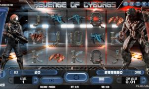 Casino Spiele Revenge of Cyborgs Online Kostenlos Spielen