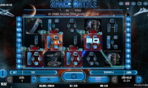 Kostenlose Spielautomat Space Battle Online