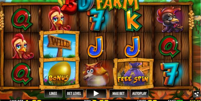 Spielautomat 3D Farm Online Kostenlos Spielen