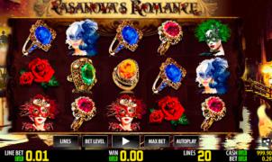 Casanovas Romance Spielautomat Kostenlos Spielen