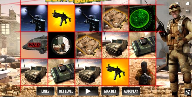 Spielautomat Elite Commandos Online Kostenlos Spielen
