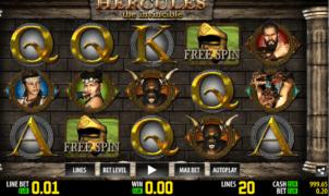 Kostenlose Spielautomat Herkules Online