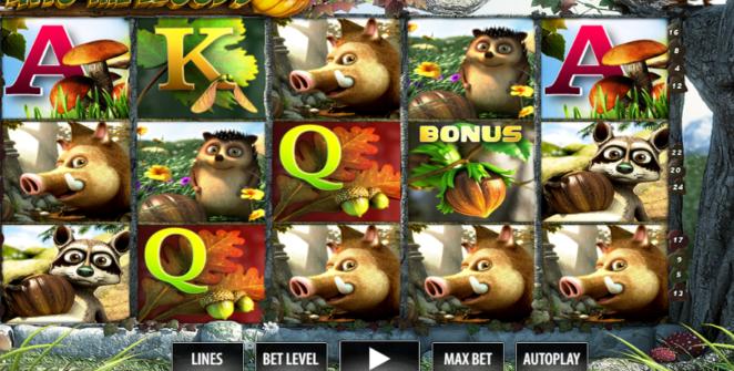 Spielautomat Into The Woods Online Kostenlos Spielen