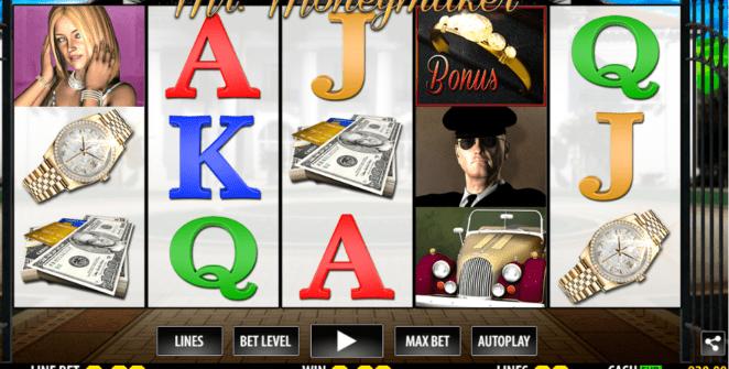 Spielautomat Mr Money Maker Online Kostenlos Spielen