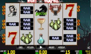 Spielautomat Night Vampire Online Kostenlos Spielen