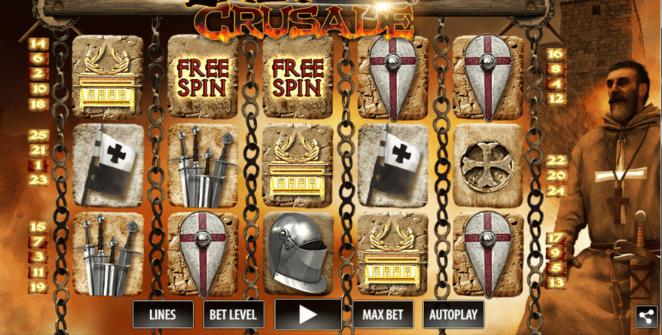 Kostenlose Spielautomat The Last Crusade Online