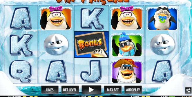Casino Spiele The Pinguizz Online Kostenlos Spielen