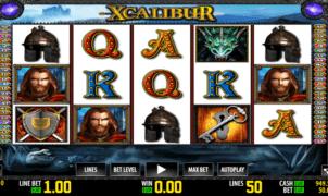 Xcalibur Spielautomat Kostenlos Spielen