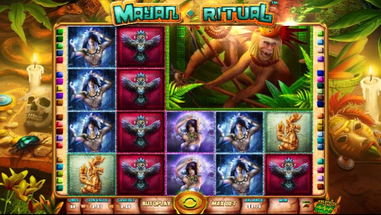 Spiele Mayan Ritual - Video Slots Online
