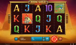 Kostenlose Spielautomat Book of Gold Classic Online
