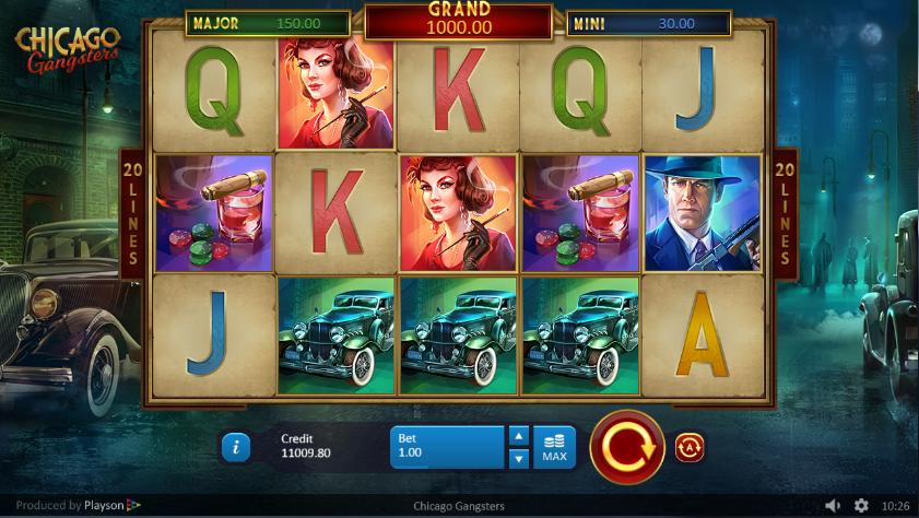 Casino Spiele Chicago Gangsters Online Kostenlos Spielen
