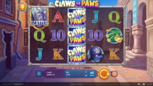 Claws vs Paws Spielautomat Kostenlos Spielen