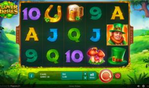Spielautomat Clover Riches Online Kostenlos Spielen