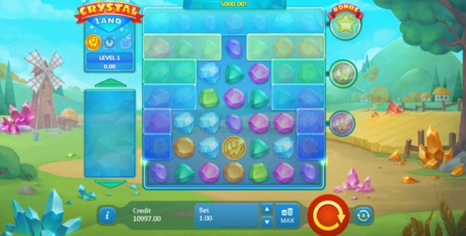 Crystal Land Spielautomat Kostenlos Spielen