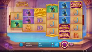 Kostenlose Spielautomat Legend of Cleopatra Online