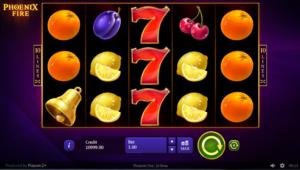 Phoenix Fire Playson Spielautomat Kostenlos Spielen