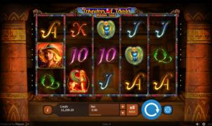 Treasures of Tombs Hidden Gold Spielautomat Kostenlos Spielen