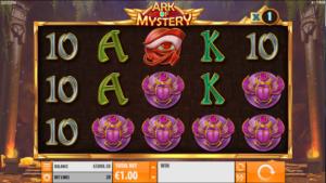 Spielautomat Ark of Mystery Online Kostenlos Spielen