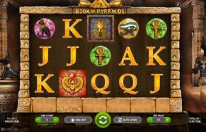 Book of Pyramids Spielautomat Kostenlos Spielen